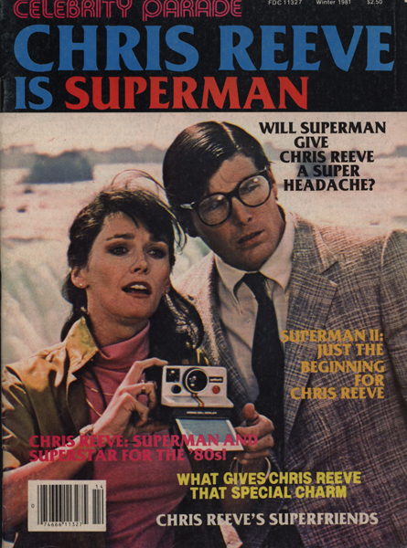 Read more about the article Celebrity Parade Magazine Winter 1981