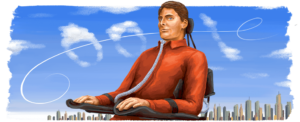 Read more about the article Christopher Reeve 69th Birthday Google Doodle